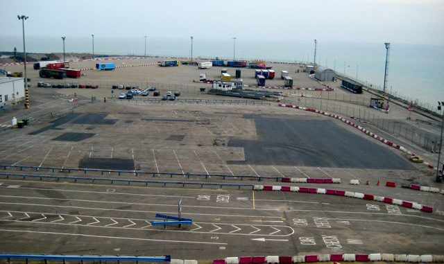 Firm aiming to run Ramsgate-Ostend freight ferries launches route