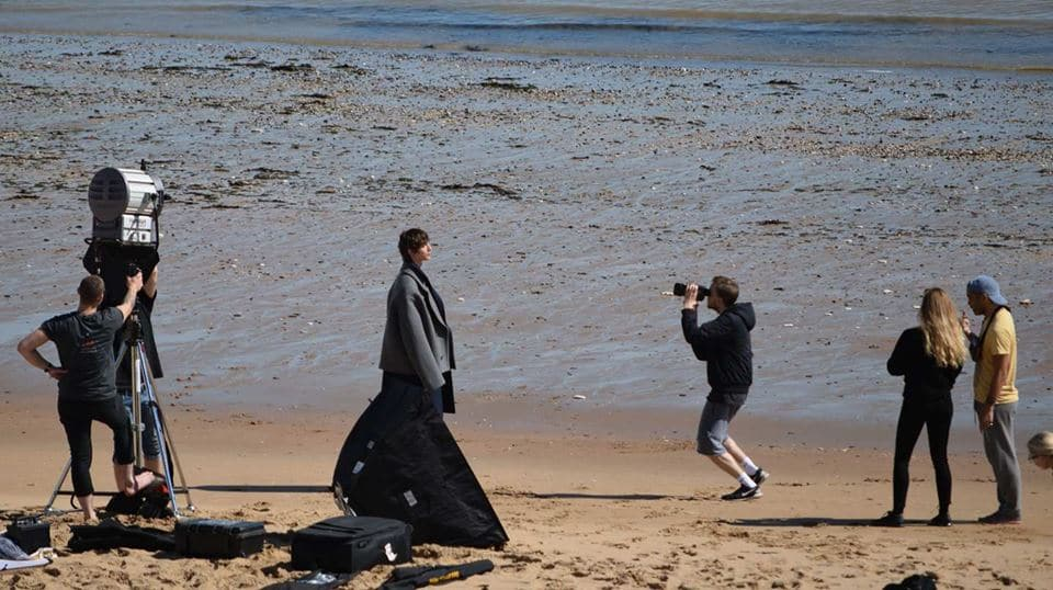 Film crews are in two Broadstairs locations today – The Isle Of