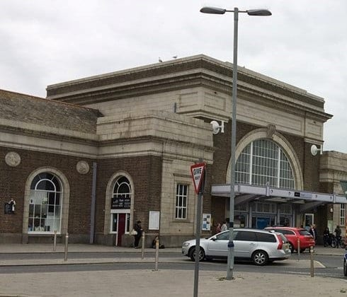 how to get to margate by train