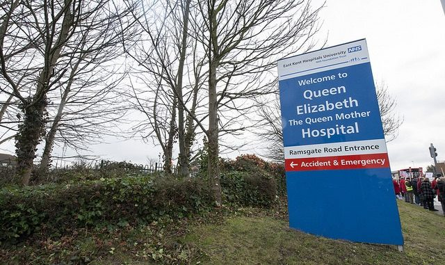 Proposals for east Kent hospitals A&E and other services
