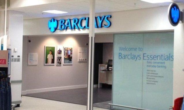 nearest barclays bank open on saturday