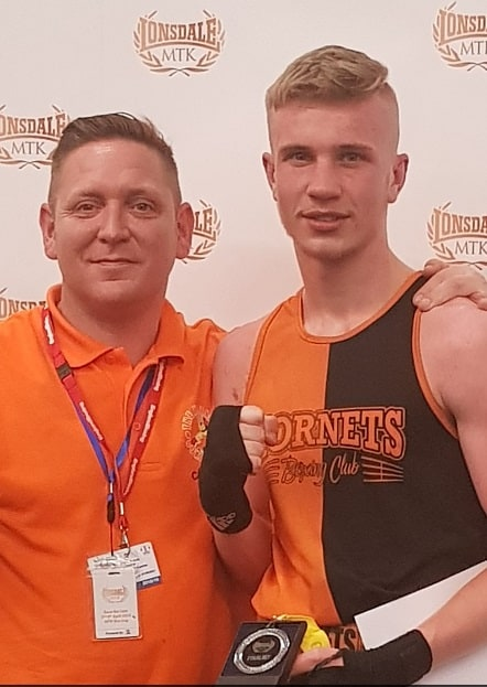 Successes for The Hornets Boxing Club at three-day competition – The