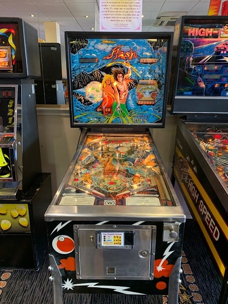 Test your retro pinball skills at Ramsgate's Jimmy G's – The