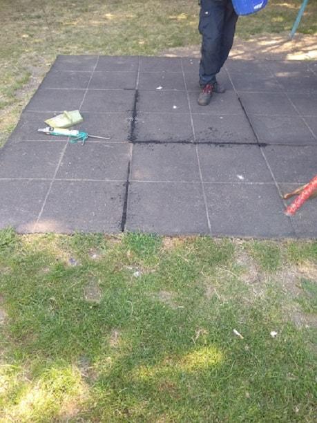 park repair to matting (002)