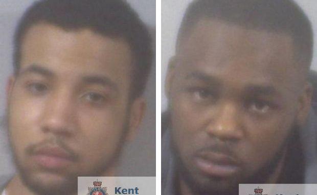 Prison for London drug dealers caught after police pursuit
